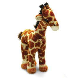 Adopt a giraffe - soft toy available with adoption