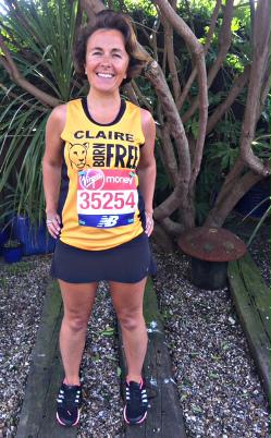 Claire Monk