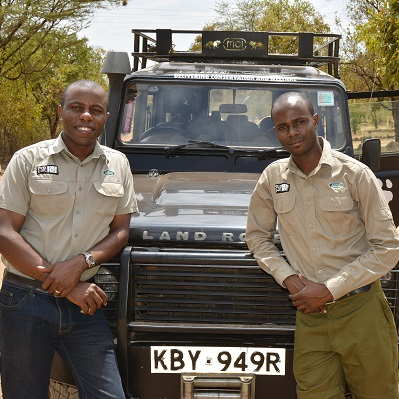 Born Free Kenya Team